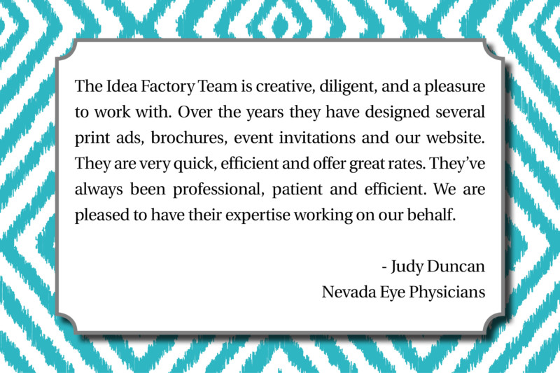 Nevada Eye Physicians - Judy Duncan