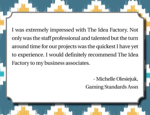 Gaming Standards Assn – Michelle Olesiejuk