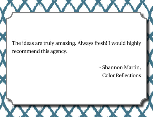 Color Reflections – Shannon Martin
