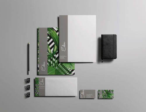 Eden Stationery Campaign