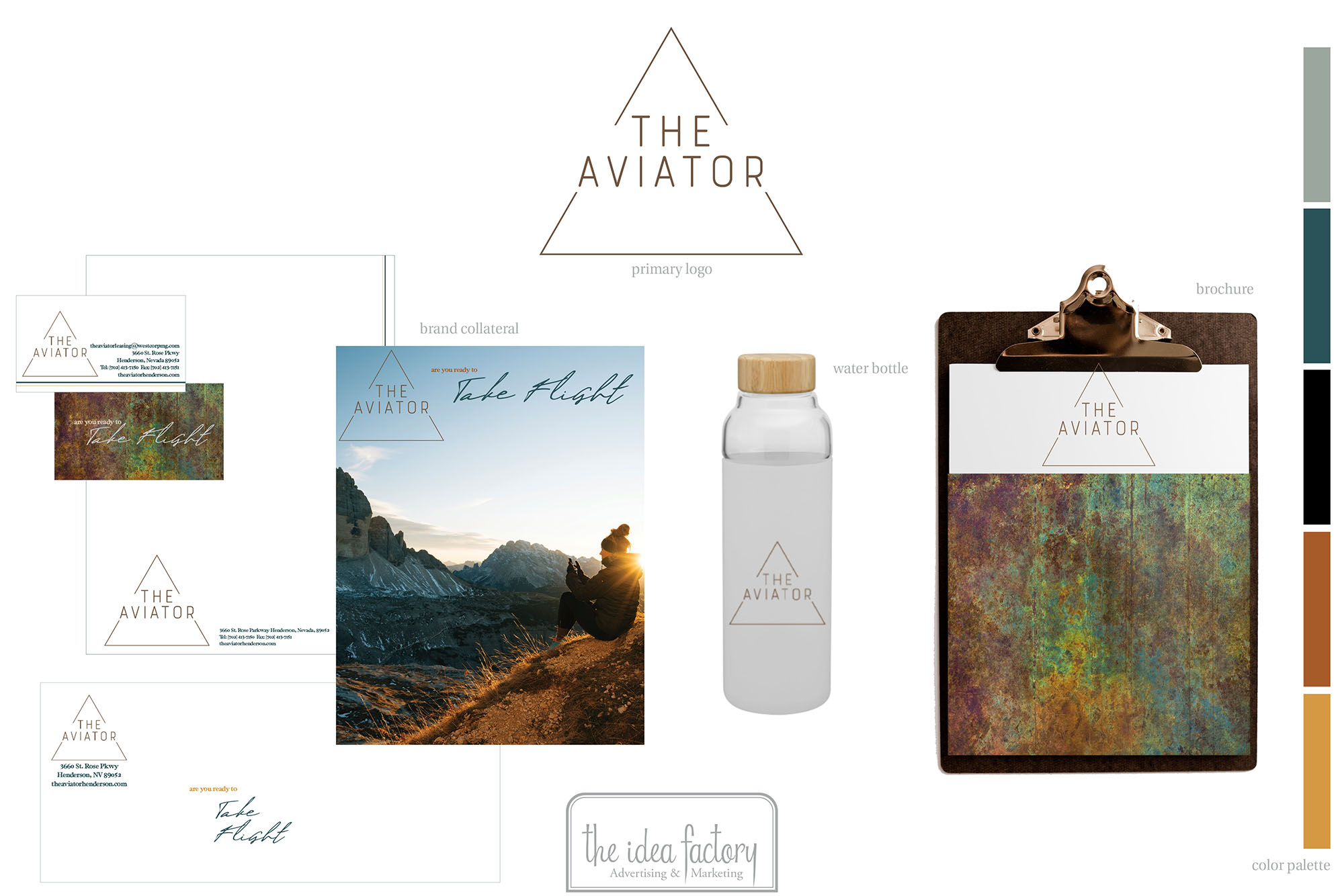 The Aviator Brand Idea Factory Las Vegas