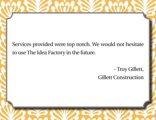 Gillett Construction – Troy Gillett