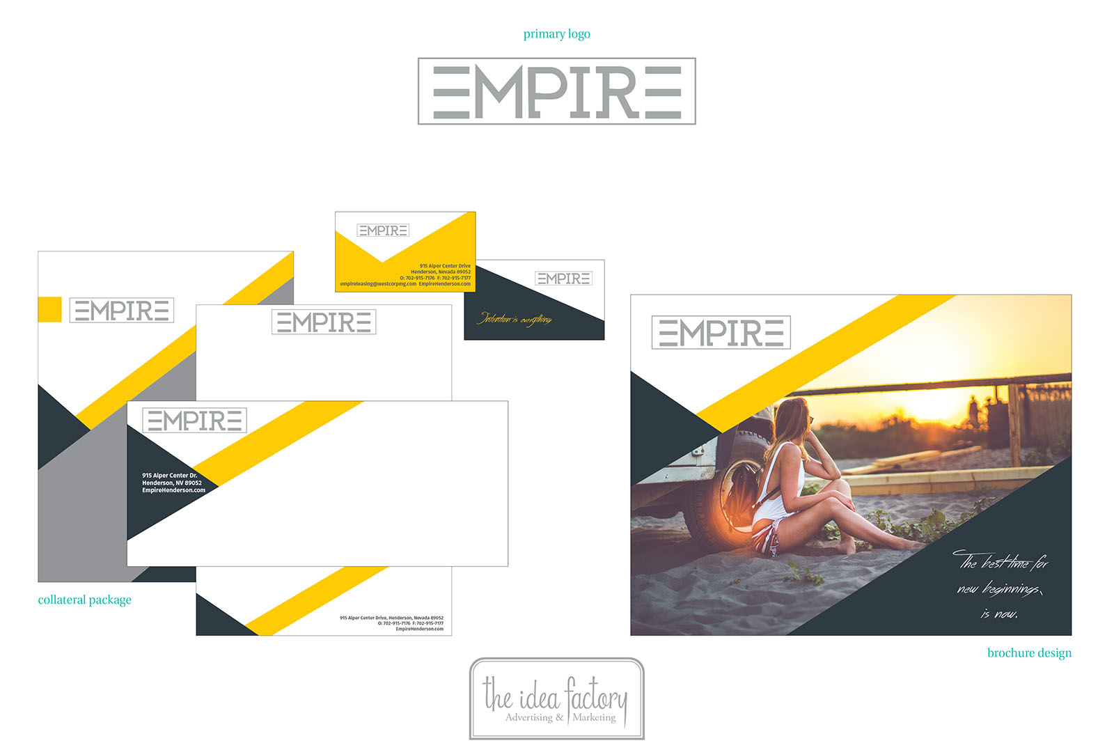 Empire Brand by Idea Factory Las Vegas