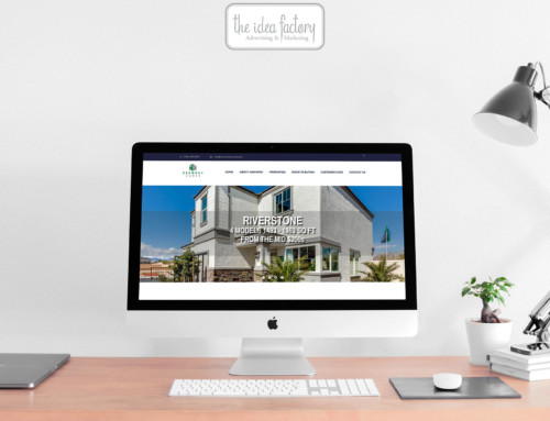 Harmony Homes Web Design Project